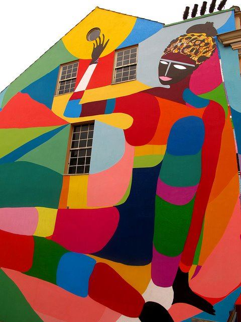 Brazilian artist, Rimon Guimarães