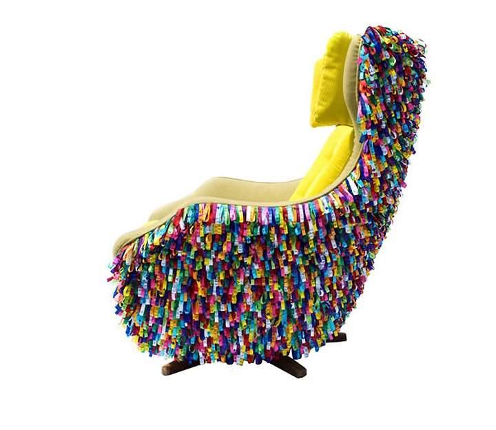 Furniture Design – Bahia Chair Bonfim