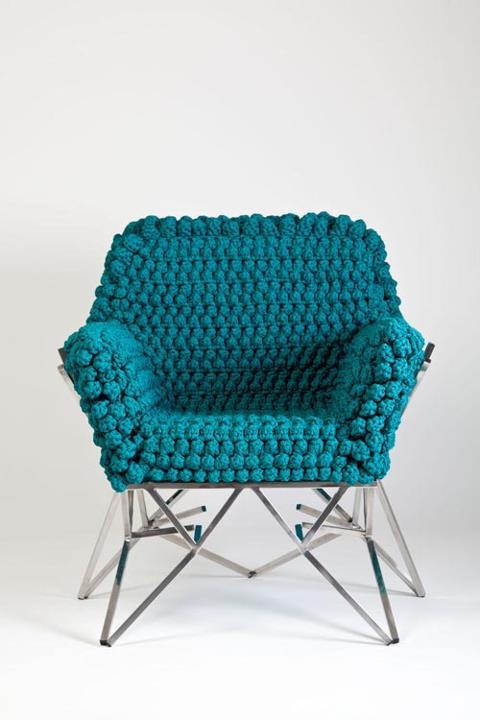 Furniture - Brazilian designer Nicole Tomazi