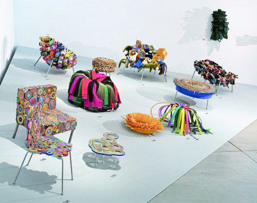 Vitra Design Museum-The Works of the Brazilian brothers Fernando & Humberto Campana 1989-2009