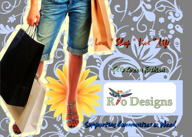Rio Designs Love * Shop * Live * Life