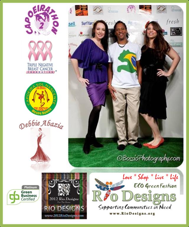 Rio Designs Service Lifestyle PR News - Debbie Abazia, Kasey Sanders. Christine Feldmann