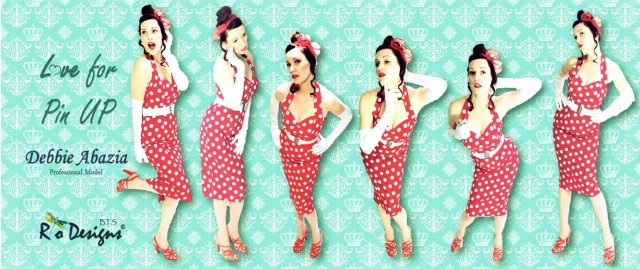 Collage Pin Up 10